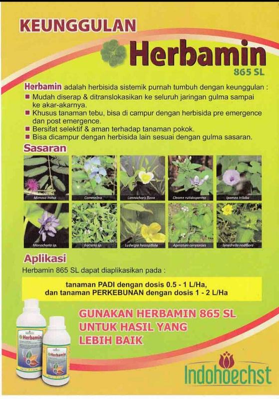 Herbamin 865 SL